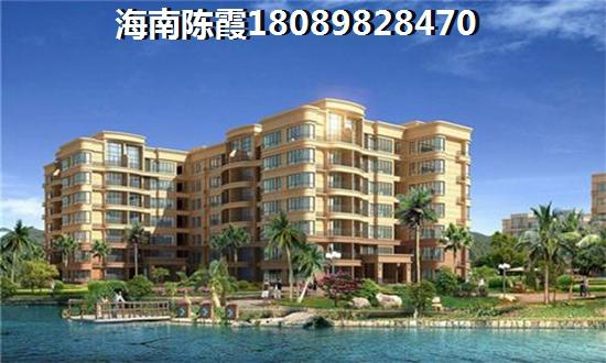 2020海棠湾买房子指南